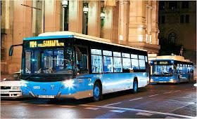 Horarios de Navidad 2012 de los autobuses EMT