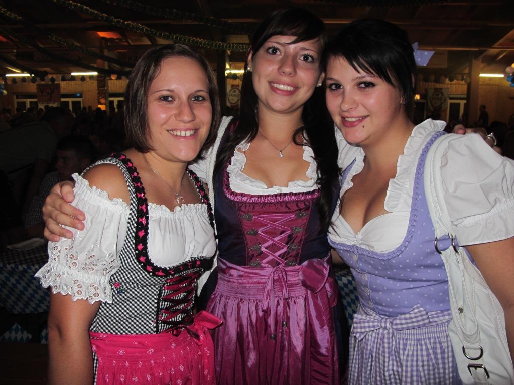 Bilder vom 1. Oktoberfest der Sportvereine St.Valentin