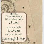 CH0160-F Joy, Love, Laughter
