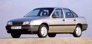 Opel 1988 Vectra 4 p