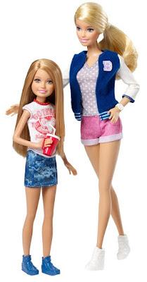 Bộ búp bê hai chị em Barbie Sisters Fun Day