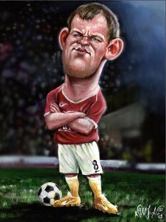 Karikatur Pemain Bola Dunia, Lucu Gan