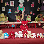Fun with My Teddy Bear (Pre-Primary) 12-9-2018
