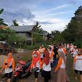 Kampung Kumuh Macanre Diserbu Kader Pemuda Pancasila