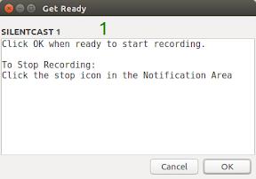 Como grabar vídeo en gif en Ubuntu y derivados - silentcast imagen 5