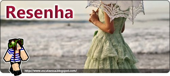 !Banner Resenha - Na praia