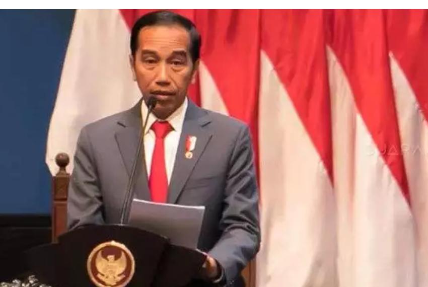 Bukan Antivirus Corona, Jokowi Malah Ditawarkan Obat Penggemuk Badan