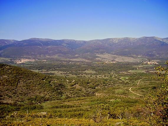 Ruta MTB por el valle del Lozoya. Sábado 9 de mayo 2015 ¿Te apuntas?