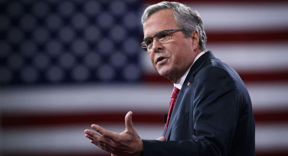 An audacious campaign kick-off for Jeb Bush