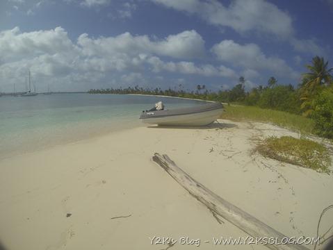 Spiaggia di Banedup - Cayo Holandes - San Blas