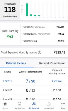 oneto11 referral income