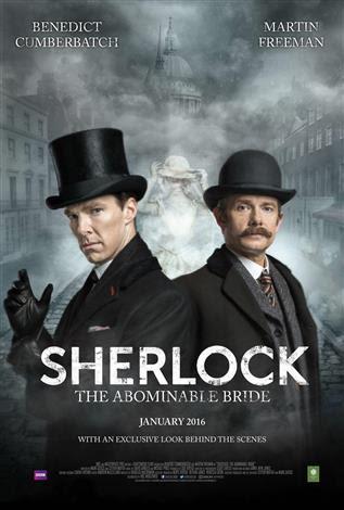 Thám Tử Sherlock: Cô Dâu Gớm Ghiếc - Sherlock: The Abominable Bride