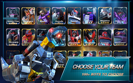 Transformers:Earth War 1.9.0.66 screenshots 16
