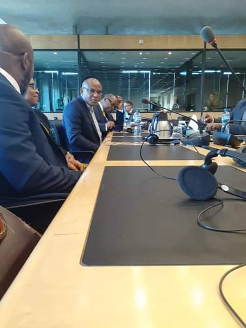 JUST IN: Nnamdi Kanu 'Speaks' To United Nations About Biafra [VIDEO]