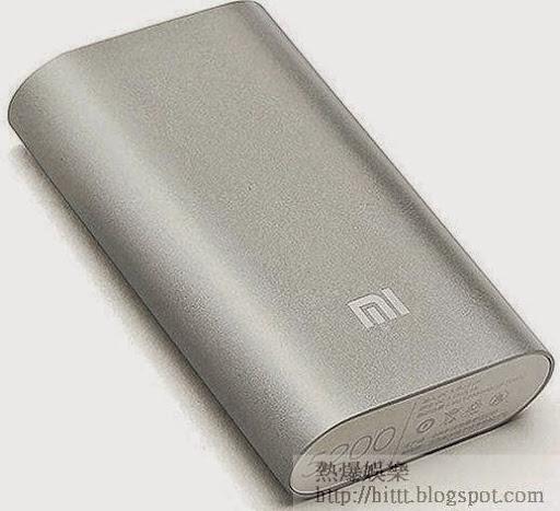 小米5,200毫安的外置充電器亦有虛標,實際電容量不及其標示。 (網上圖片)