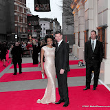 WWW.ENTSIMAGES.COM -   Heather Headley; Lloyd Owen     at      The Olivier Awards at Royal Opera House, Covent Garden, London, April 28th 2013                                               Photo Mobis Photos/OIC 0203 174 1069