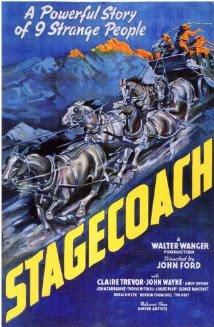 Chuyến Xe Bão Táp - Stagecoach (1939) Poster