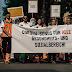 مسعفو الطوارئ في فيينا يتظاهرون احتجاجا على عدم شملهم بمكافأة كورونا