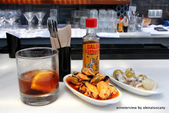 vermut, vermouth, espinaler, barcelona, spain, hotel pulitzer barcelona