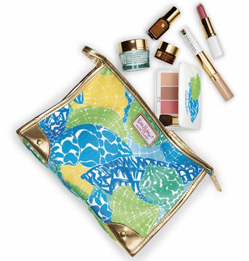 Estee Lauder Lilly Pulitzer Summer Nights Gift Set For Spring 2013
