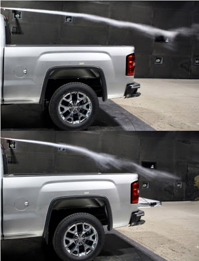 Aerodynamics of Pickup Truck