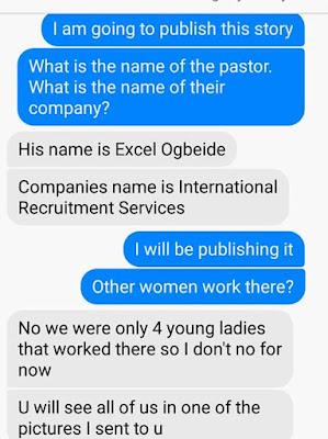 Foursquare Gospel Church Pastor