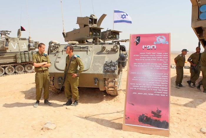 EJÉRCITO DE ISRAEL M113-Tamuz-f-3