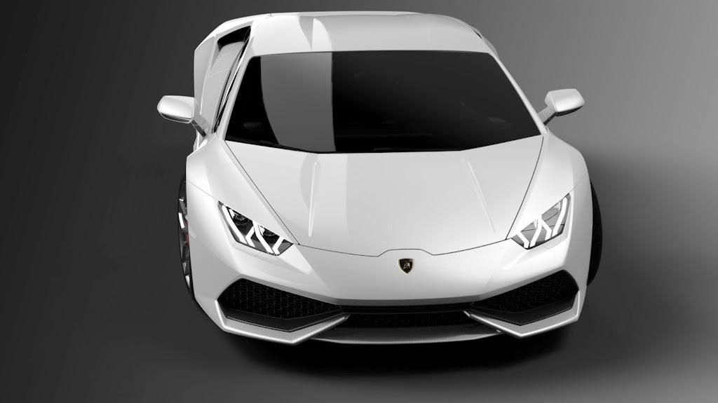 Lamborghini Huracan LP 610-4 5