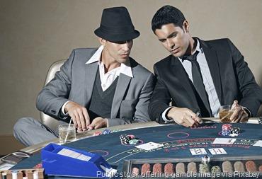 public-stock-offering-gamble