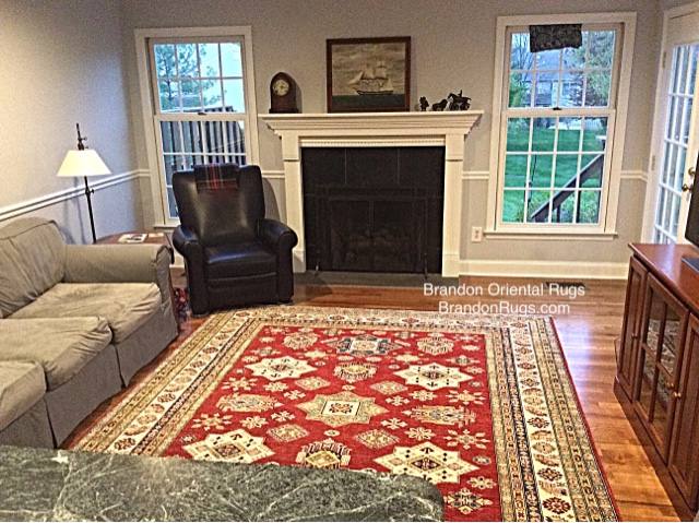 Brandon Oriental Rugs: The Right Rug in