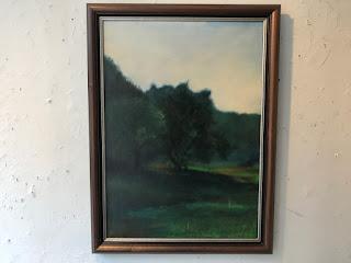 John Bjurman Landscape Painting