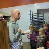 Školní družina v pekárně