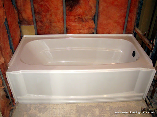 Install Bathtub
