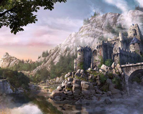 Gates Of Rock Castle, Magick Lands 2