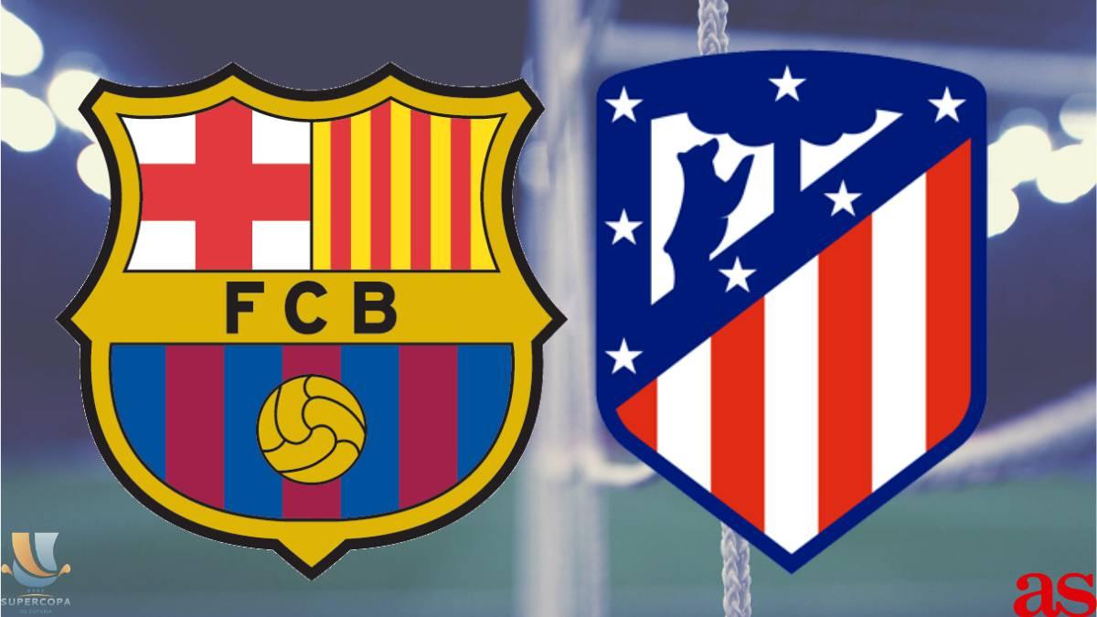 Barcelona vs Atlético Madrid Live Stream