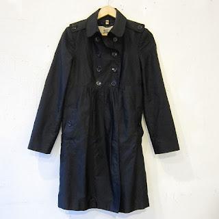 Burberry Silk Blend Jacket
