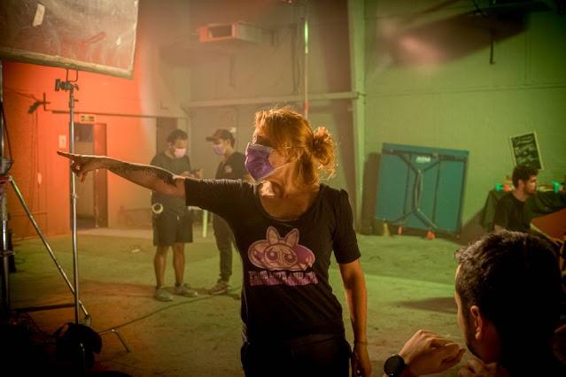 'Muertas Vivas': Sandra Arriagada debuta con un apocalipsis zombi