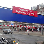 selected as the best parking area in Amsterdam... really? in Amsterdam, Noord Holland, Netherlands