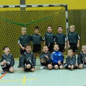 08.01.2012 G-Jugend Hallenturnier