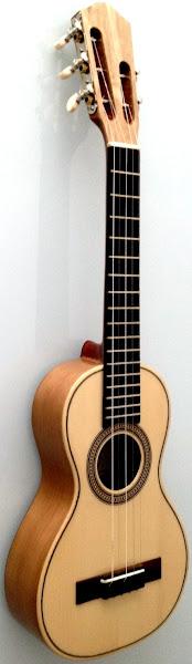 Acousticmelo 5 string rajao ukulele