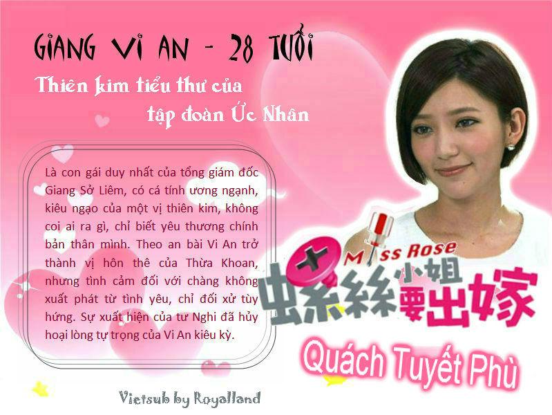 Xem Phim Cô Nàng Hoa Hồng - Miss Rose