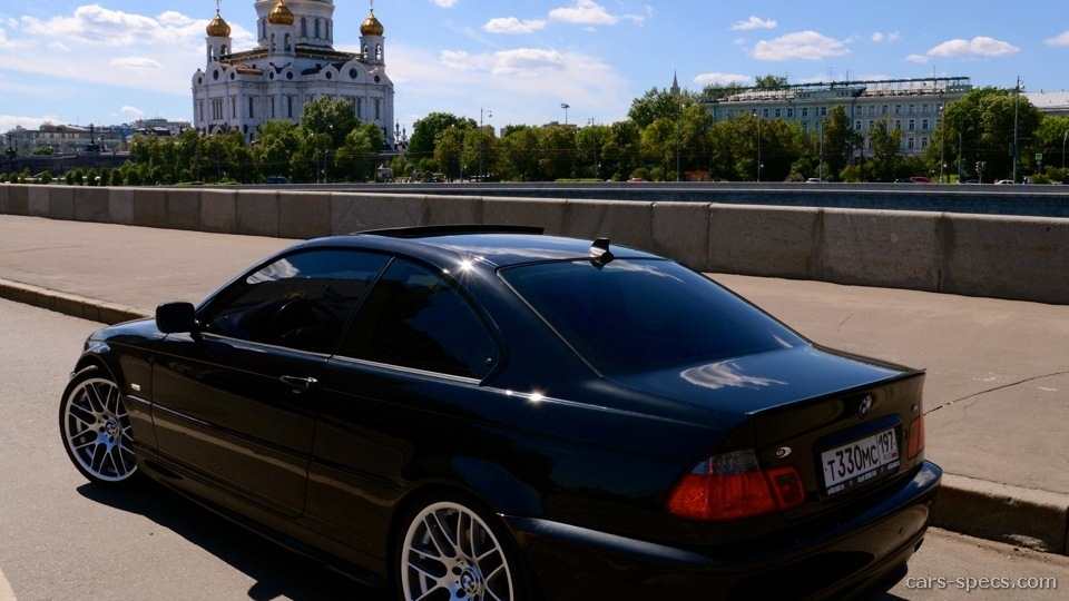 2001 Bmw 3 Series Coupe Specifications Pictures Prices