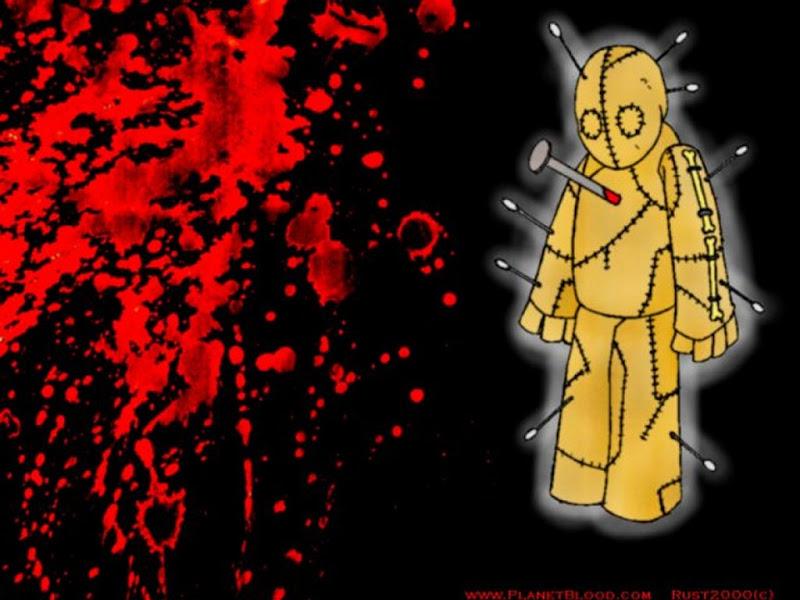 Blood Voodoo, Bloody