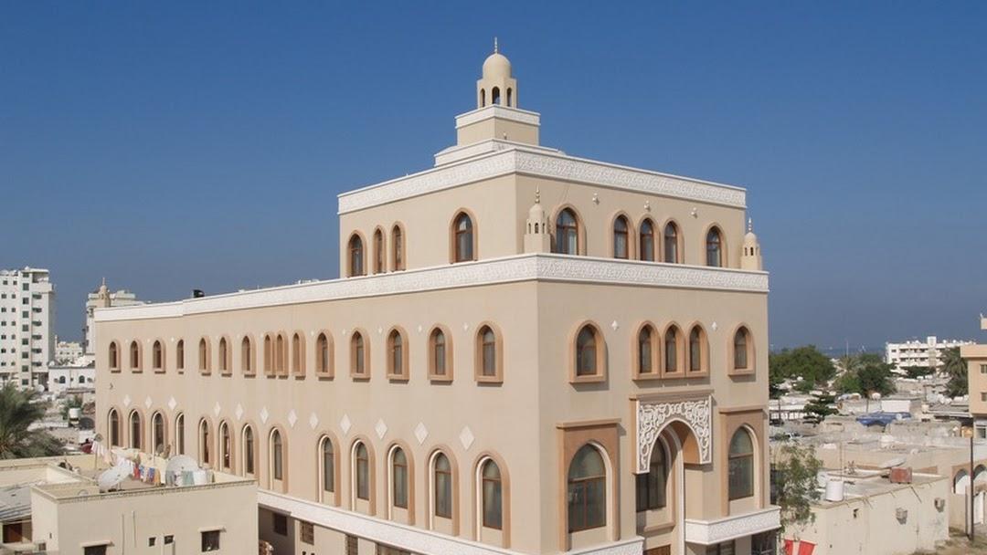 Anjuman-E-Najmi Ajman Hakimi Masjid - Community Center in Ajman