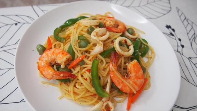 coffee  diary resepi pasta aglio olio mudah Resepi Pasta Angel Hair Enak dan Mudah