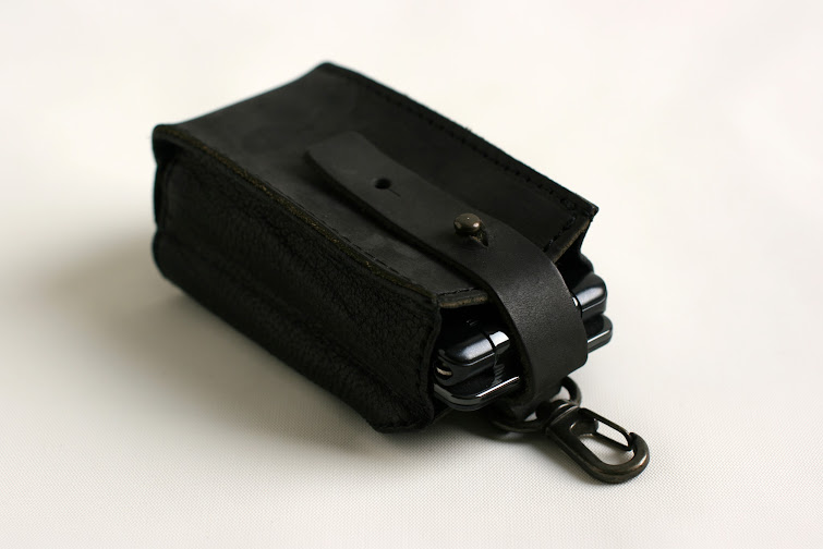 DOPPIO Holder: black