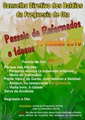 CDBFO - Passeio Ref. e Idosos - 15.SET.16