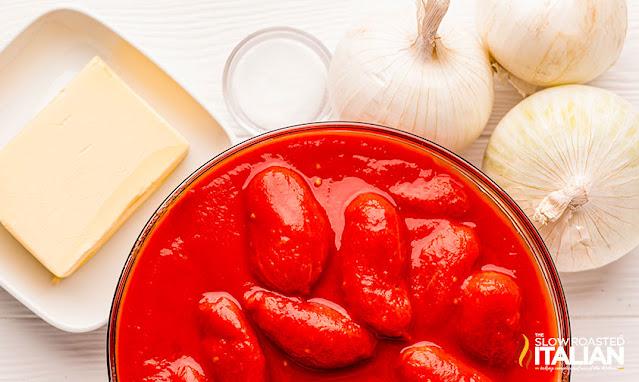 marcella hazans tomato sauce ingredients