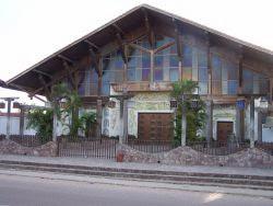 iglesia de Guarayos en Santa Cruz, una de muchas misiones que ver en el camino