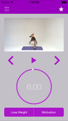 Dumbbell Exercises and Workout screenshot 2